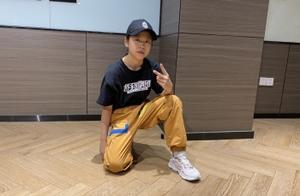 丫霸!福清11岁街舞女孩走红网络