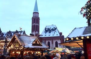 默克尔防疫动真格:享热红酒、黑香肠的德国圣诞市场要泡汤了