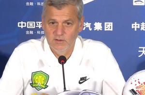 热内西奥:我很幸运拥有出色的阵容 国安尚未出线仍要全力以赴