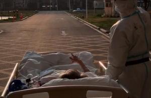 """最温暖的重逢!""""医患同看落日余晖""""主角再次一起看夕阳"""