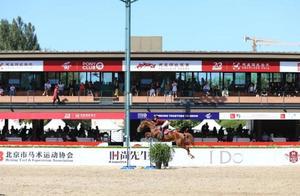 集办赛观景于一身,北京首条马文化主题道路落成
