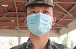 去年从西藏退伍的边防战士,今年又入伍了