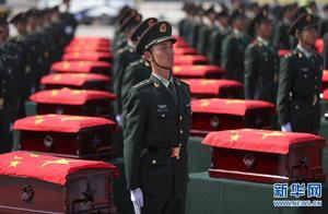 英雄,祖国接你们回家——第七批在韩志愿军烈士遗骸迎接安葬记