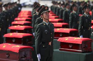 英雄,安息!第7批在韩志愿军烈士遗骸迎接安葬记