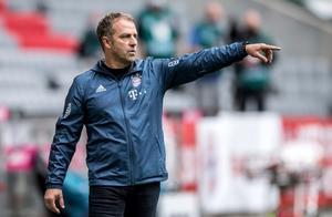 弗里克:德国杯出局让人非常失望,我们必须打造出更好的防守