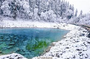 四川多地昨日开启雪景模式 九寨入秋第一雪美到犯规
