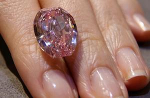 俄罗斯阿尔罗萨集团将拍卖世上最大的紫粉色钻石
