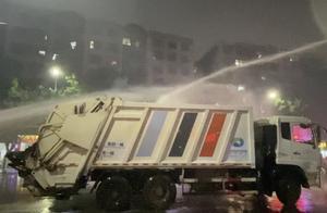 快!着火垃圾车开到消防站门口,广东肇庆消防出警仅用20秒