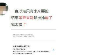 """苹果官网被抢""""崩""""了!iPhone 12预售火爆"""