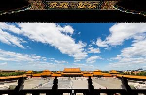 此时故宫,正是秋日好景致