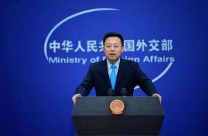 外交部:平均每个美国人有100多个来自中国的口罩