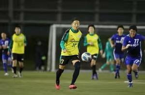 日本女足国脚加盟男足球队:打破旧观念,为女性创造平等机会