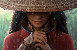 迪士尼动画片《寻龙传说》曝海报,奥卡菲娜配音水龙