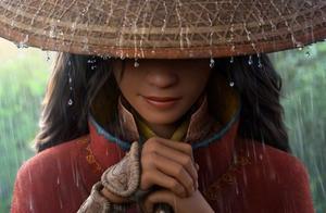 迪士尼新动画《寻龙传说》亚裔女战士寻龙记