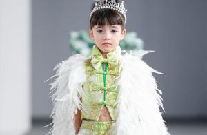 """""""海派时尚+科创""""童装品牌亮相深圳时装周 发现不一样的童趣"""
