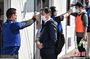 三种方式测温,东京奥组委进行观众入场安检测试