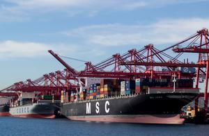 美中航线海运集装箱价格飞涨 美西航线价格涨三倍