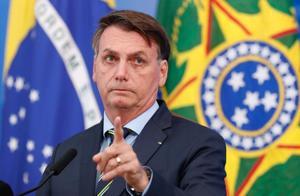 巴西总统表态将阻止购买中国疫苗,美媒:意在打击国内政敌