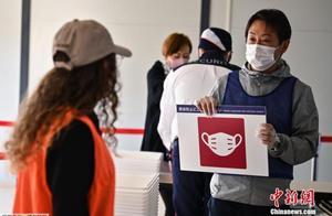 日媒民调:8成东京奥运志愿者对新冠疫情感到担忧