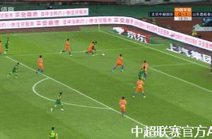 国安淘汰鲁能进前四,半决赛对阵广州恒大