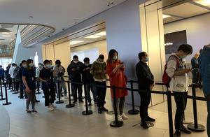 iPhone12开卖首日热度不减,有黄牛加价1500元收