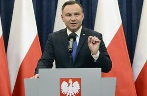 波兰总统杜达确诊新冠肺炎 目前情况良好