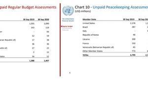 美国第一欠费大国怎么回事?美国欠联合国近11亿美元会费