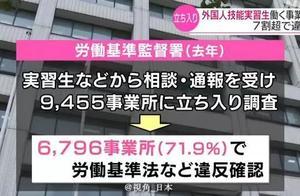 超7成外国技能实习生就业环境存在违法行为 & 东京奥运会将开始退票