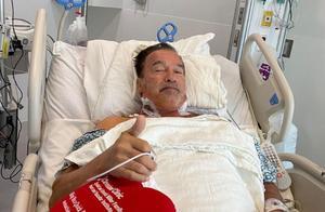 施瓦辛格再次接受心脏手术,现已可以出门散步