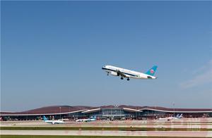 新航季,南航在京航班全部转至大兴机场,日均航班400班