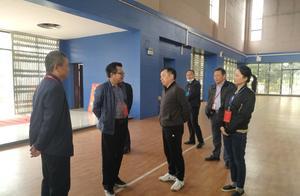 省巡视组到九江一中八里湖校区考点巡视2020年成人高考工作