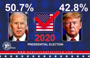 民调落后8个百分点,特朗普最后十天能反败为胜吗?