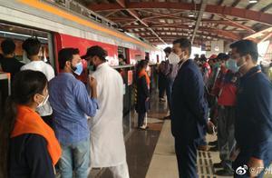 今天,巴基斯坦首条地铁开通,广州地铁运营维护
