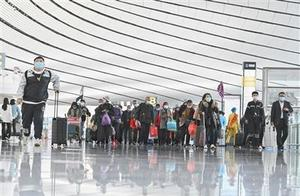 南航在京航班全部转至大兴机场