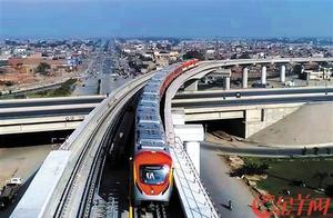 中国建造!广州运营!巴基斯坦首条地铁开通