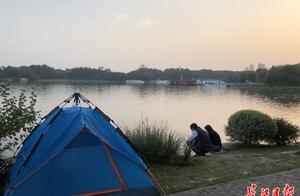 上周末预约入园量超4万!东湖绿道成武汉热门秋游目的地