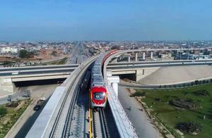 巴基斯坦首条地铁开通,全线采用中国标准中国技术中国装备