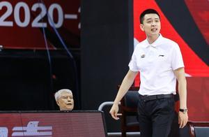 杨鸣:球队仍需磨合 张镇麟进攻有天赋但希望防守端做更好