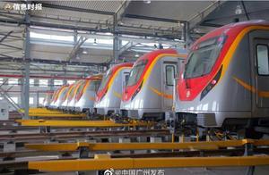 广州运营维护!中国造巴基斯坦首条地铁正式开通