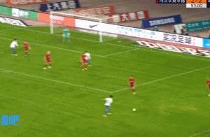 记者:中国足协认定费莱尼的进球为好球