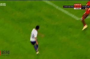 重压之下无奈之举?中国足协内部判定费莱尼绝杀球是好球