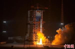 """一箭四星发射成功 中国首次验证""""智慧火箭""""相关技术"""