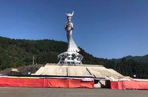 """贵州剑河88米雕塑争议:当地官员称""""不能因为质疑就不做了"""""""