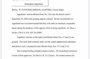 """美国又一法院驳回司法部上诉,阻止其实施""""微信封杀令"""""""