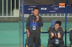 中超-曹赟定辱骂主裁染红博拉于汉超均斩首球 十人申花3-1重庆