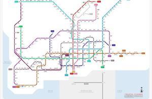 深圳:终于等到了!地铁2、3、4号延长线和8号线一期明日通车