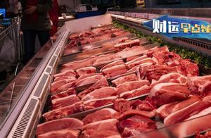 猪肉价格连续8周回落,预计元旦、春节供应量同比增加3成