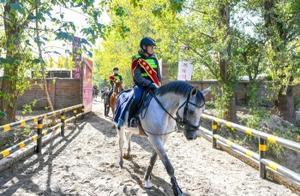 集观景办赛于一身,北京首条马文化主题道路启用