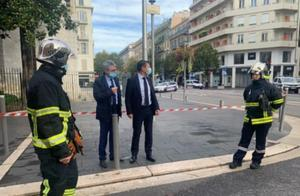 法国尼斯持刀袭击已致3死 一名死者被指遭斩首