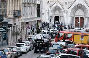 """多国政要发声支持法国,谴责""""尼斯袭击""""事件"""
